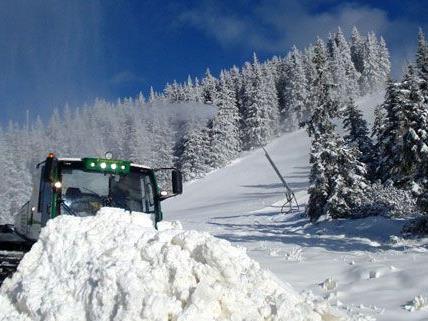 Kärnten hofft auf Schnee