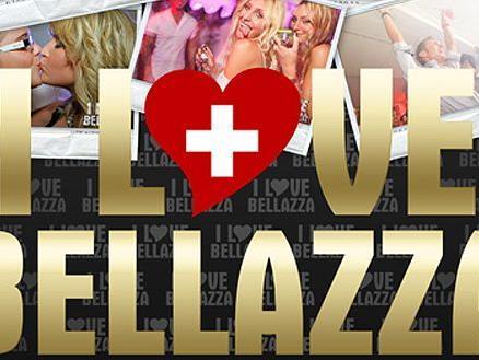 """Das Top Event """"I love Bellazza"""": am 25.12.2011 zum ersten Mal in der Schweiz"""