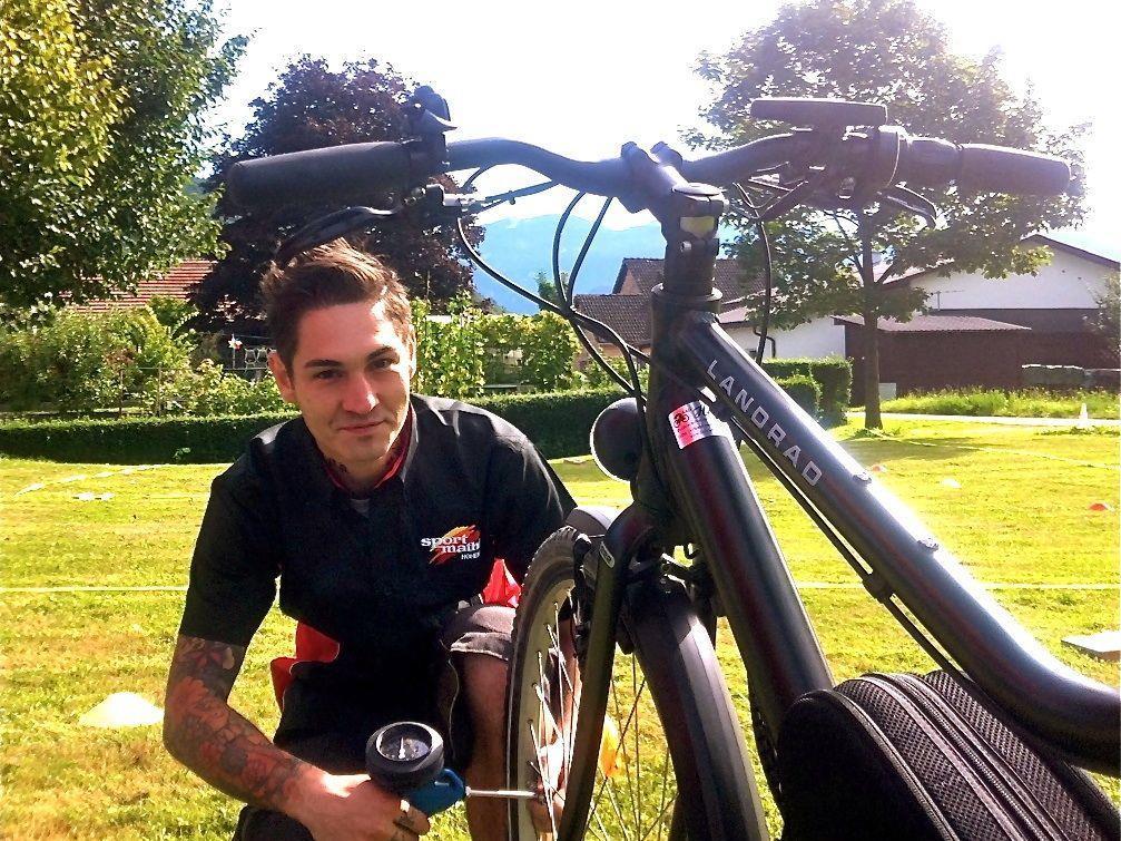 Bei Pedelecs handelt es sich um elektrisch unterstützte Fahrräder