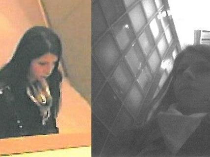 Diese unbekannte Frau behob in einem Kremser Einkaufszentrum mittels gestohlener Bankomatkarte Geld