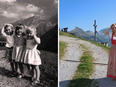 Die Gmeiner-Mädels 1991 und 2011