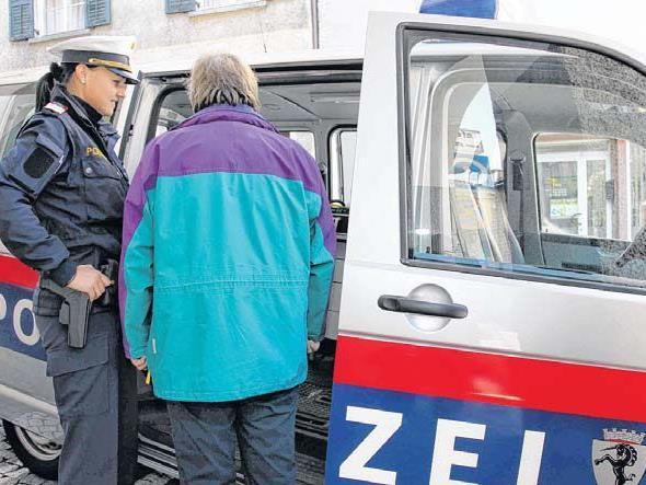 Vom Rotstift betroffen: Bludenzer Stadtpolizisten versehen ab 2012 keinen Nachtdienst mehr.