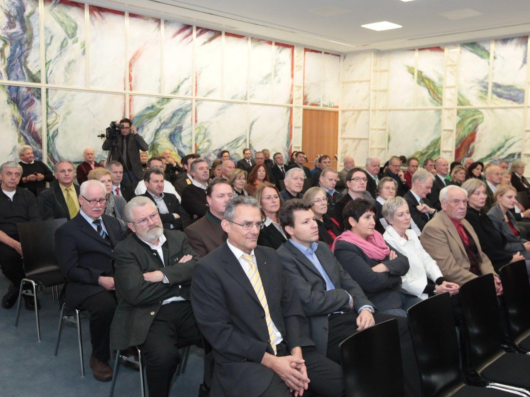 Mennel: Über 2000 Personen haben unsere Ausstellungen besucht