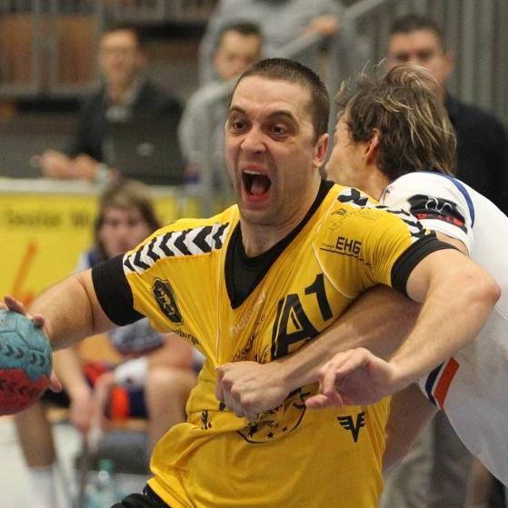 Volle Attackte lautet die Devise der Handballer aus Bregenz