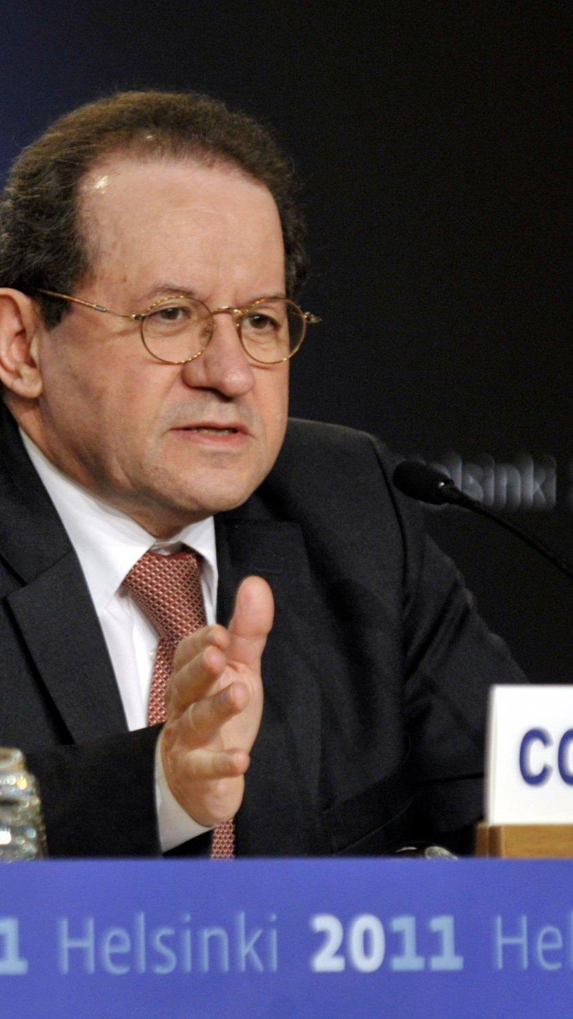 EZB-Vizepräsident Vitor Constancio