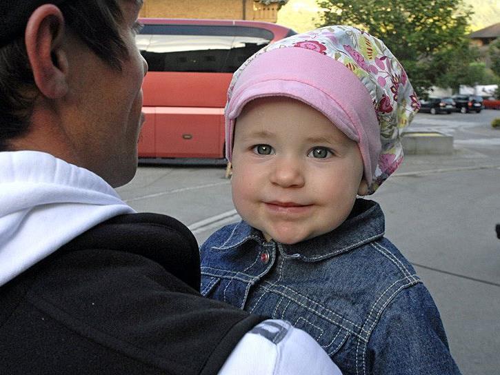 Eltern von Kleinkindern können sich im Gemeindeamt Vandans beraten lassen. SYMBOLFOTO