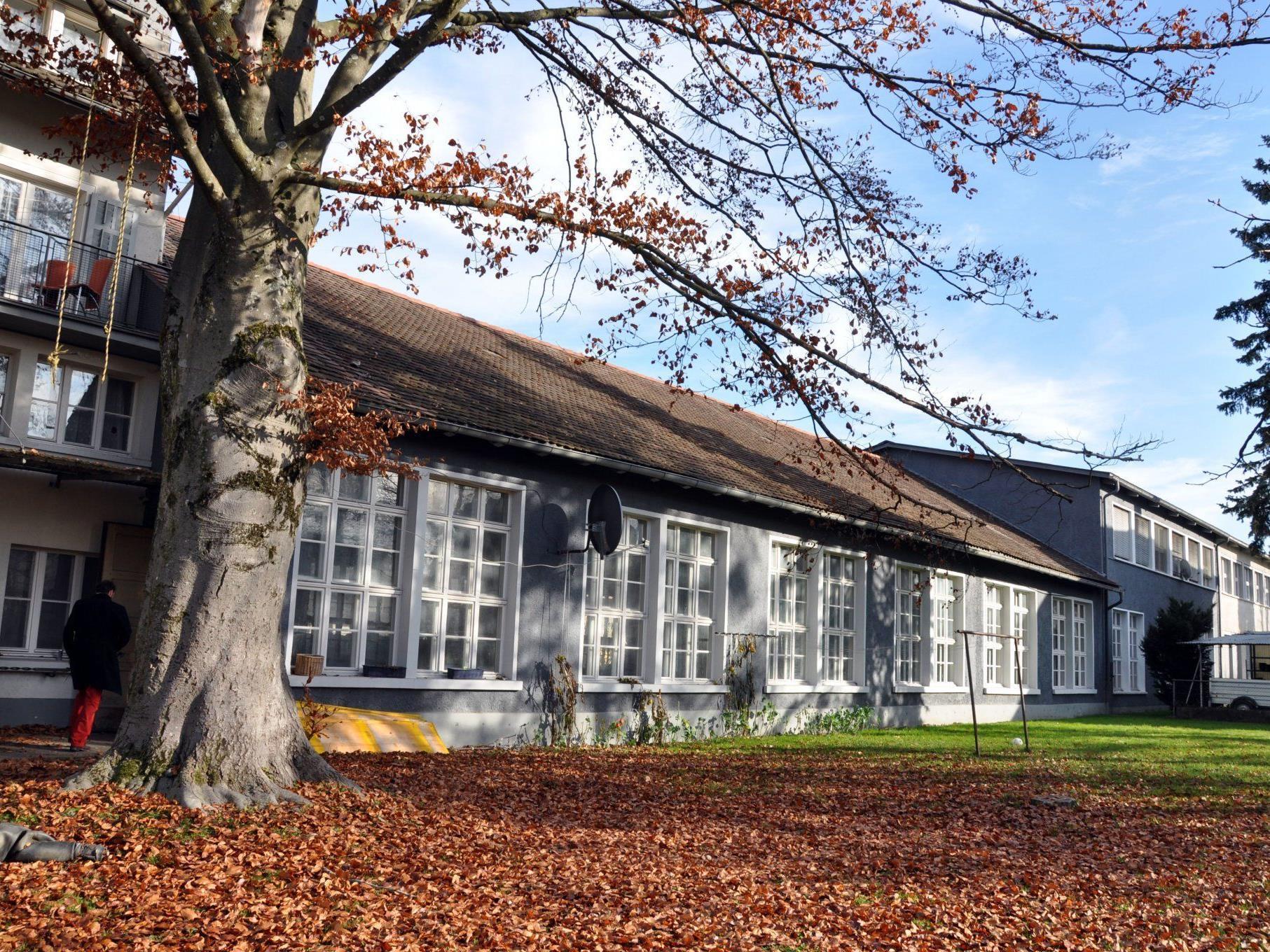 """Im ehemaligen Stickereigebäude im """"Seewald""""-Areal entstehen sechs Lofts mit Industrie-Flair."""