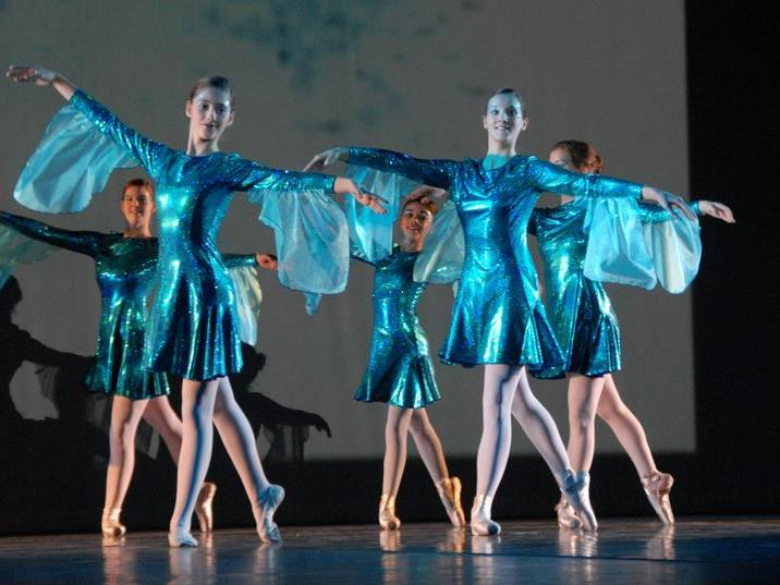 Dancing Dinner/Ballettschule Monika
