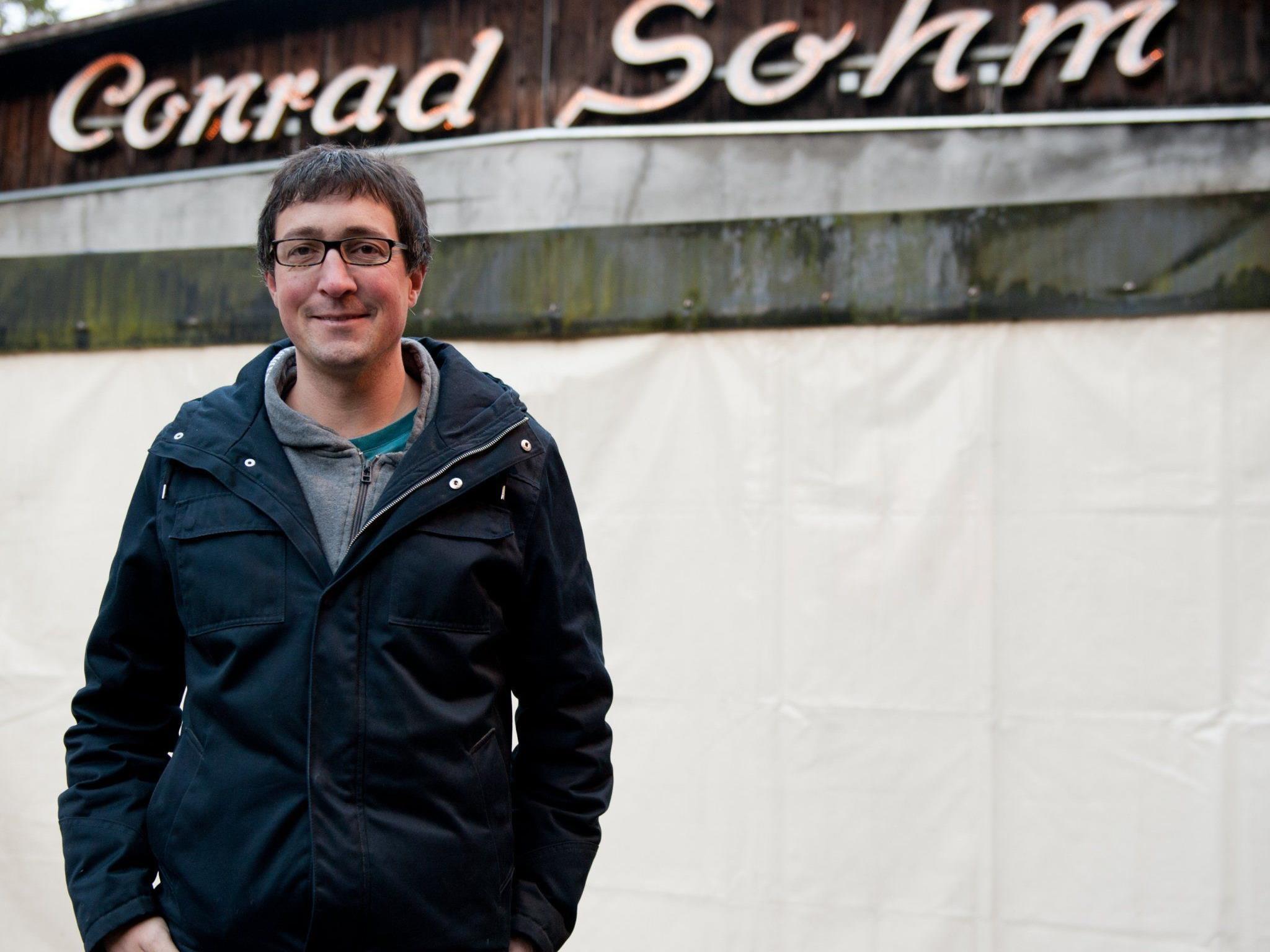 Hannes Hagen hat mit dem Conrad Sohm eine neue Herausforderung gefunden.