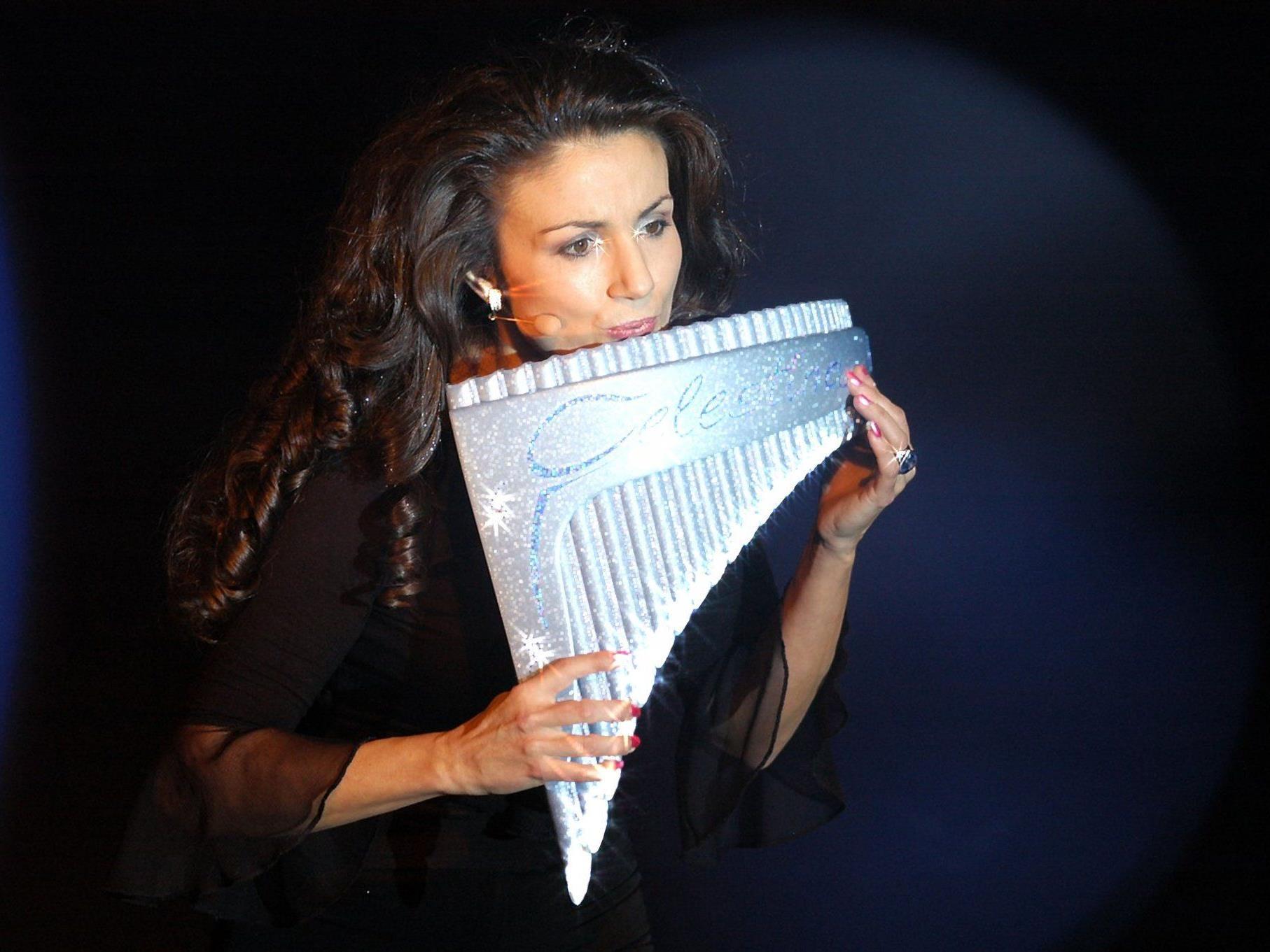 """Grand-Prix-Siegerin Daniela dé Santos gastiert beim """"Montafoner Winterzauber"""" in Tschagguns."""