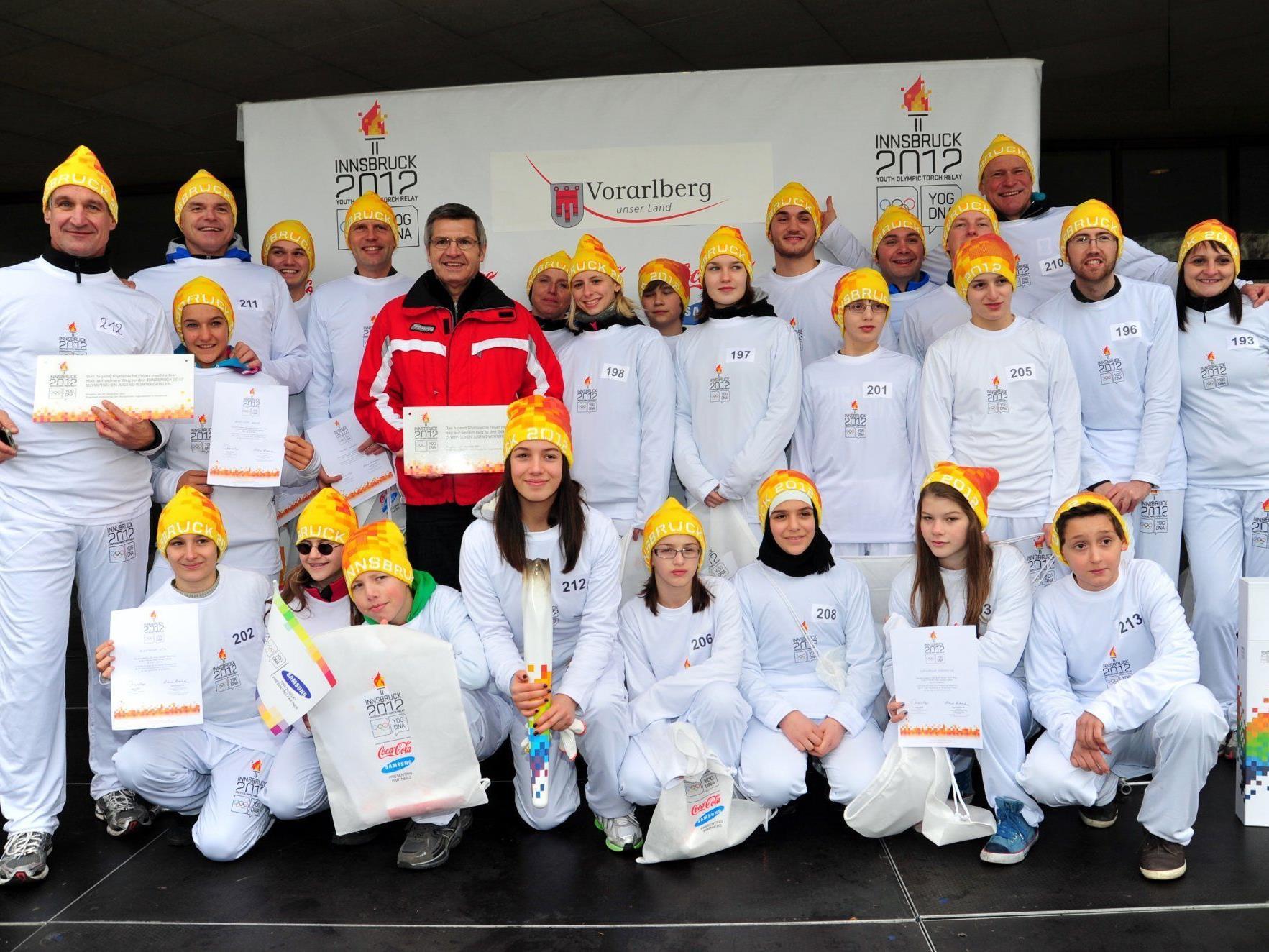 Die Olympischen Jugend-Winterspiele sind ein Großereignis für die sportbegeisterte Jugend.