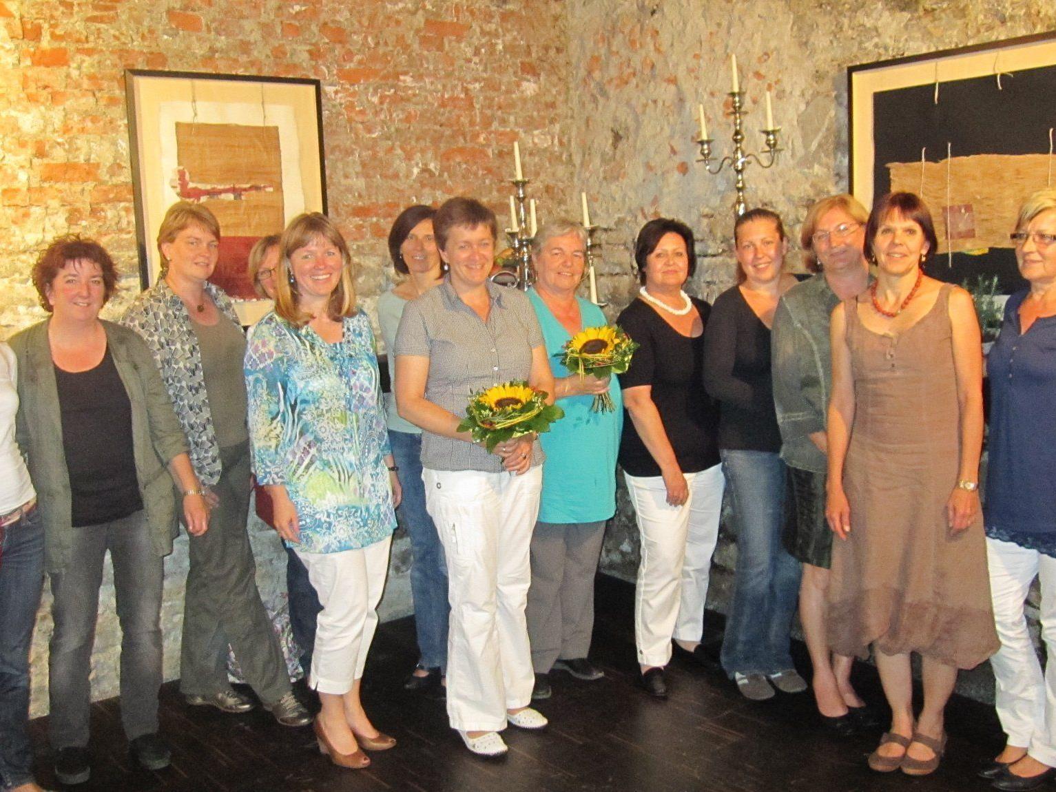 Gemeinsam etwas bewegen - dafür steht das Frauennetzwerk Vorarlberg.