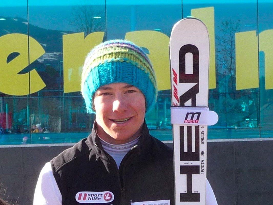 Mathis Graf belegte Rang 21