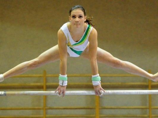 Elisa Hämmerle holte sich erstmals den Staatsmeistertitel im Mehrkampf