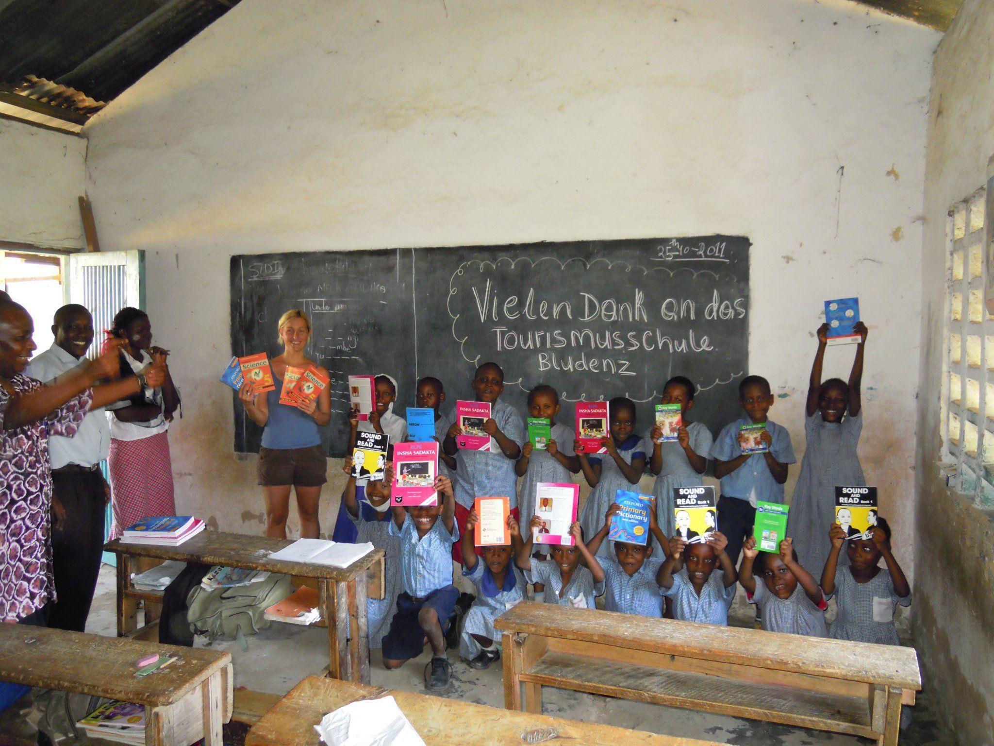 Help Keniakinder