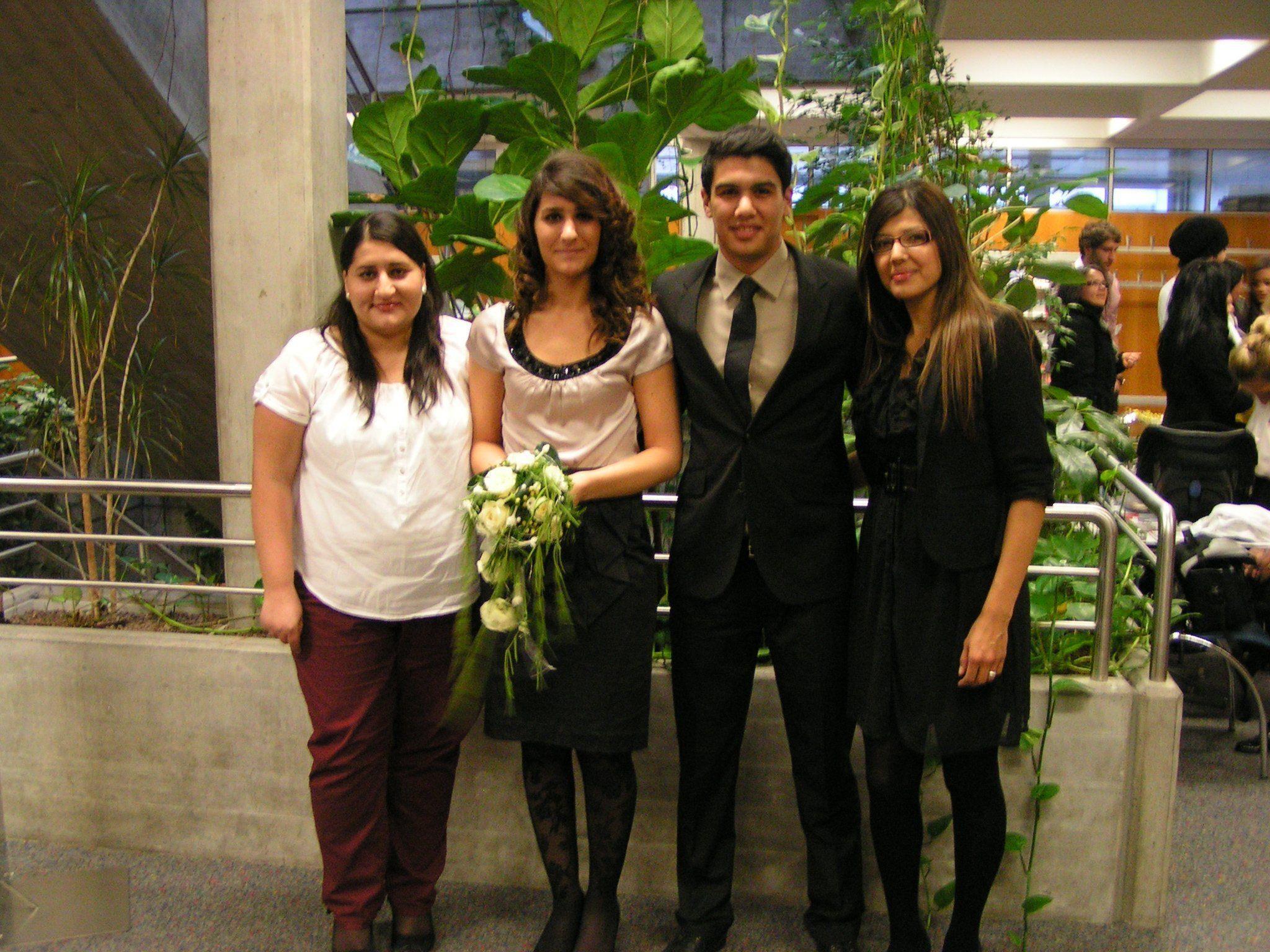 Volkan Neve und Nalan Baran haben geheiratet