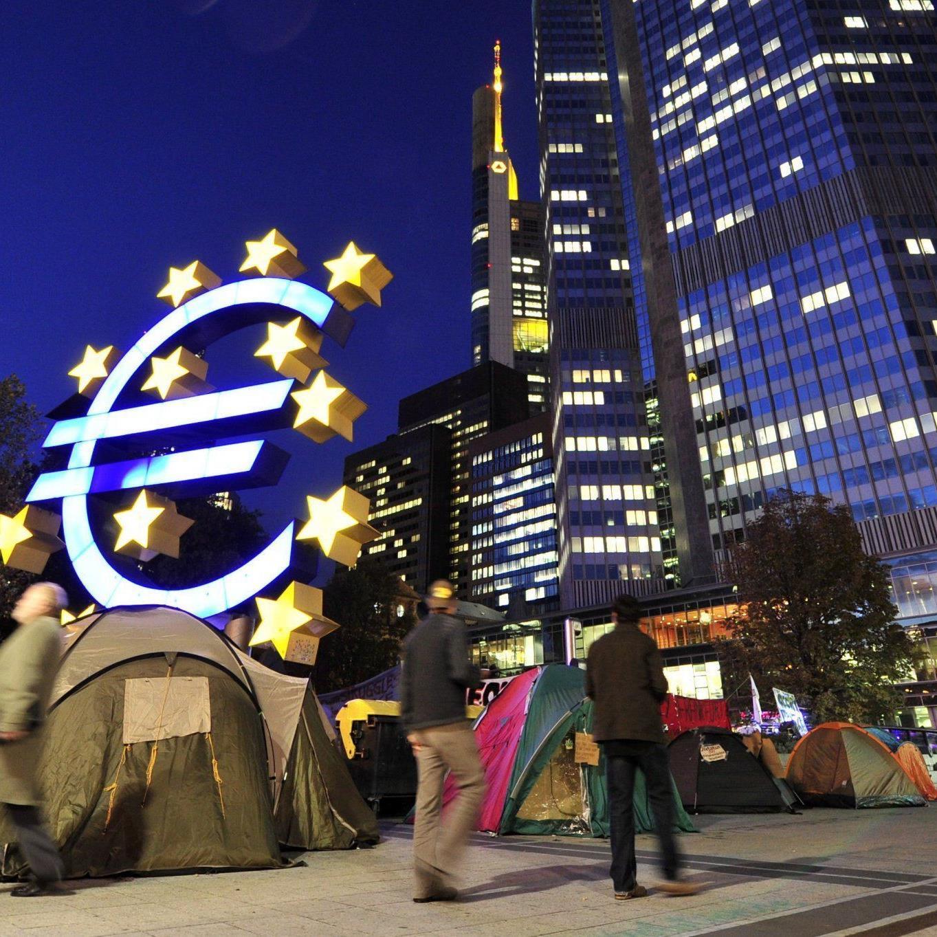 2011 war ein aufregendes Jahr in der EZB-Geschichte, 2012 könnte zum Schicksalsjahr werden.