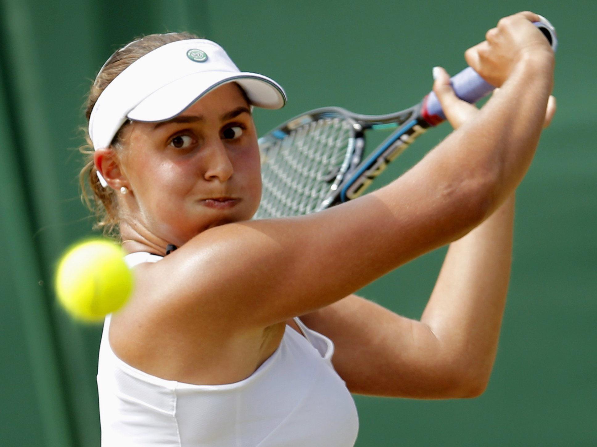 Brisbane: Tamira Paszek zum Auftakt gegen Ana Ivanovic.