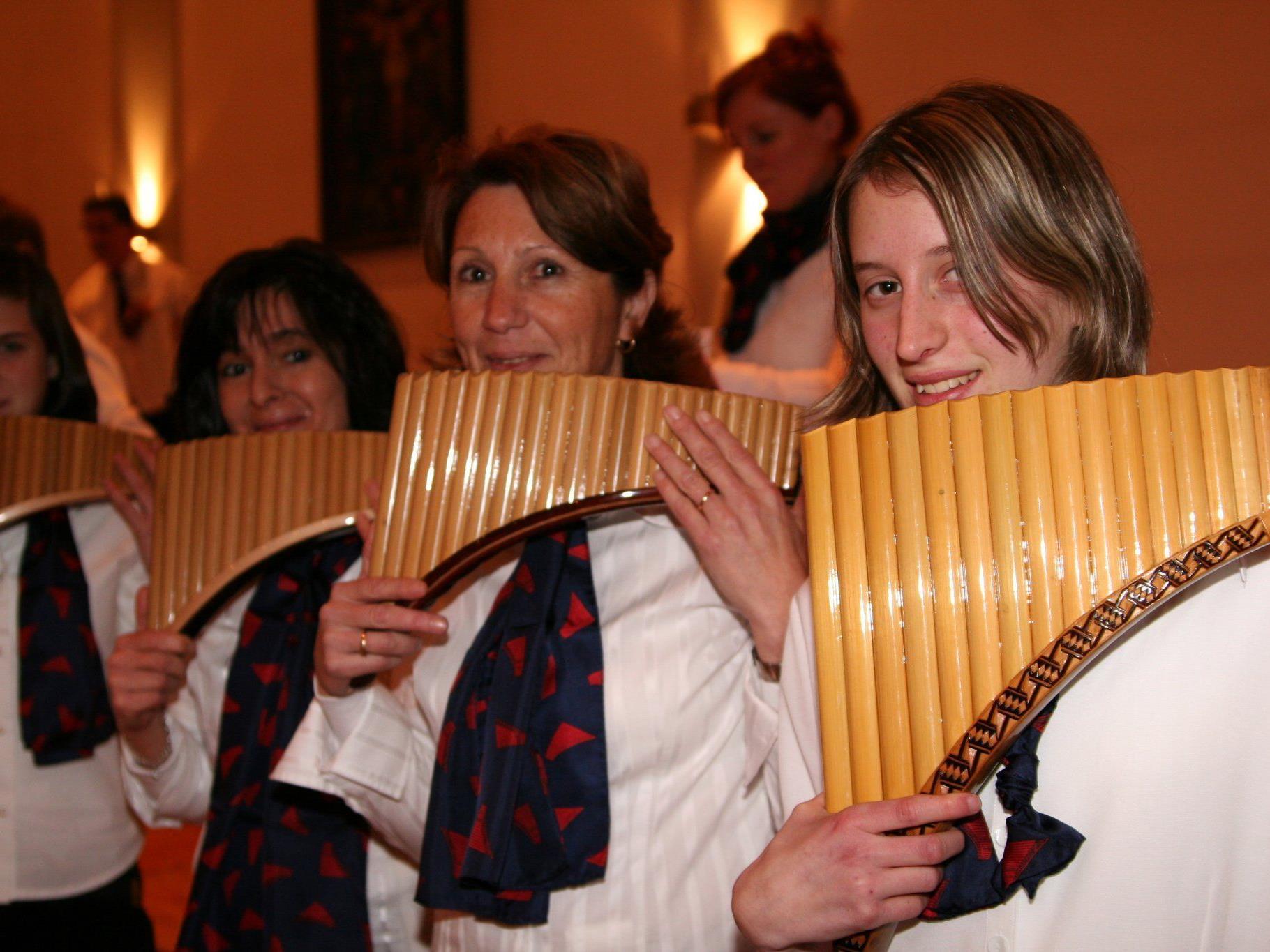 Die Gäste aus Liechtenstein geben ein Benefizkonzert in der Götzner Pfarrkirche
