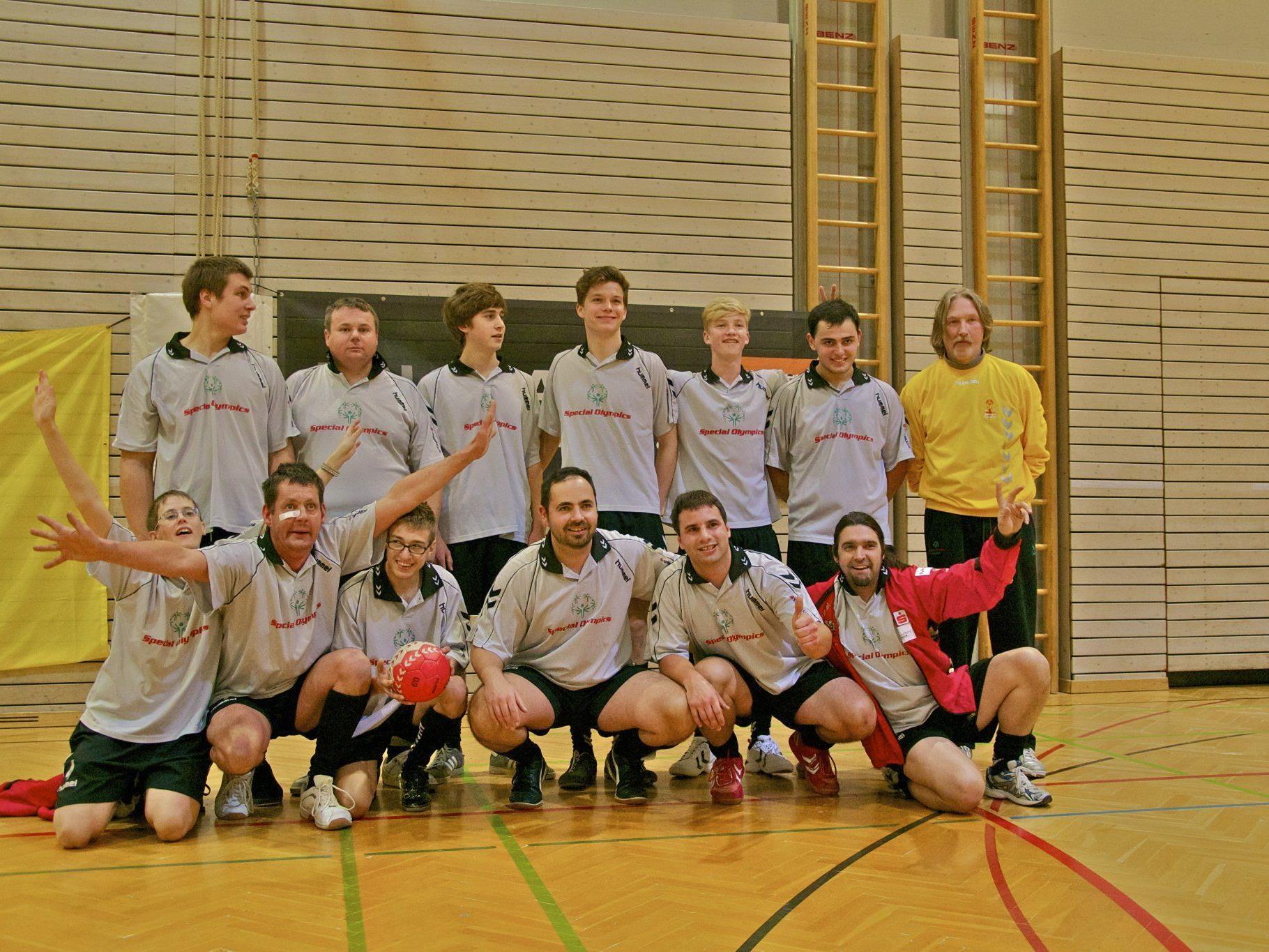 Gruppenbild der Turniersieger