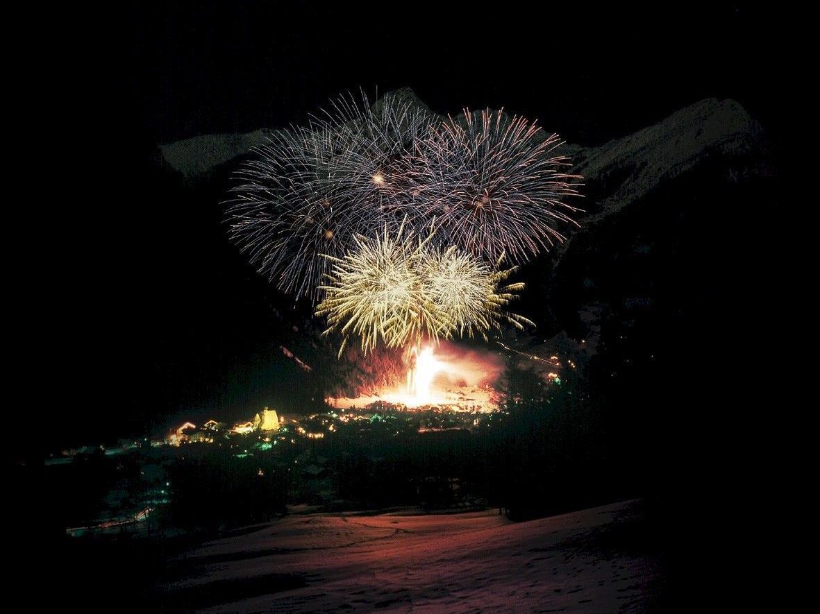 Bereits zum 16. Mal veranstaltet der Wanderstammtisch das Neujahrs Klangfeuerwerk.