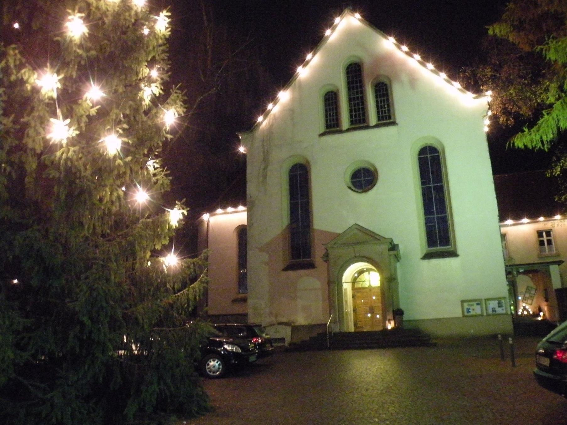 Besinnlich-musikalische Adventstunde am 11. Dezember im Kloster.