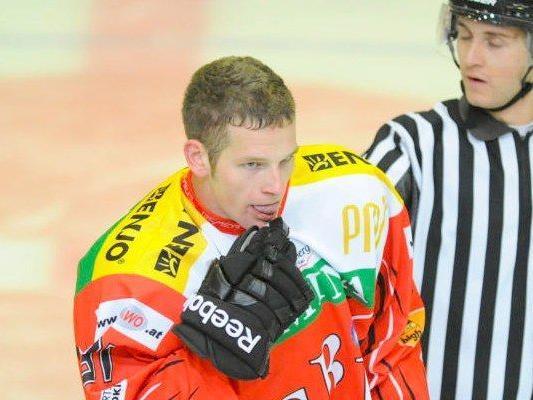 VEU-Feldkirch-Crack Macierzynski & Co. verließen das Eis zum dritten Mal als Verlierer