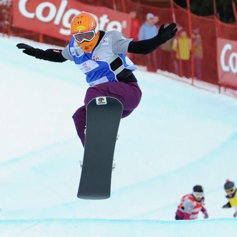 Susi Moll qualifizierte sich locker für das Finale