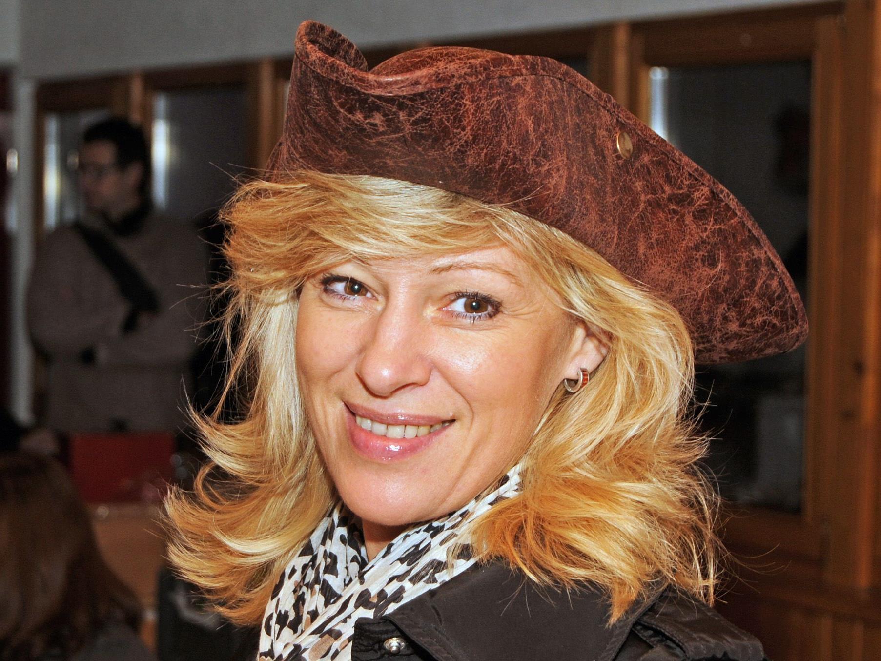 Prinzessin Daniela I. ist mitten drin in den Vorbereitungen zum Bregenzer Kinderfasching.