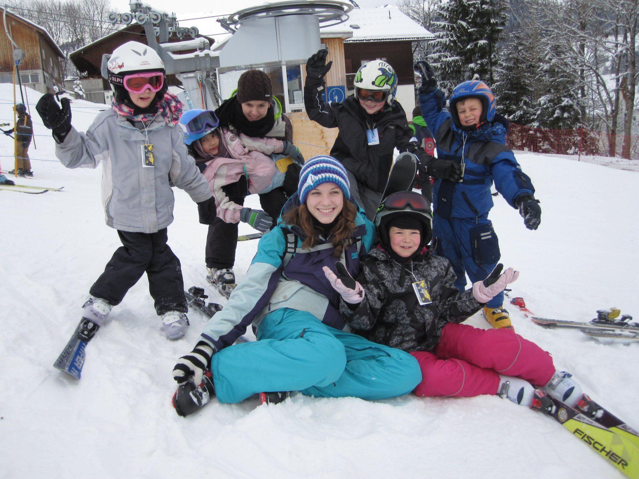 Heuer FIX - WSV Ludesch Kinderschi- und Snowboardkurs