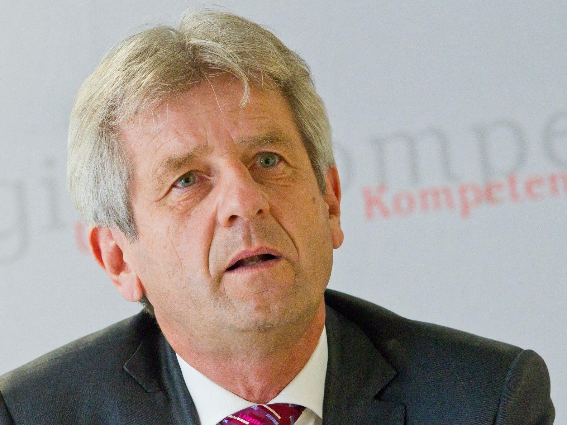 Landes-Rechnungs-Direktor Herbert Schmalhardt