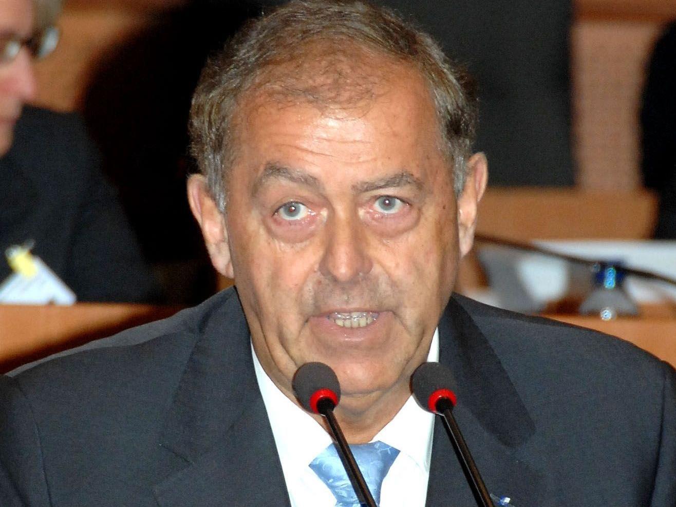 Neujahrsreferent 2011: Prof. Dr.Dr. Franz-Josef Radermacher;