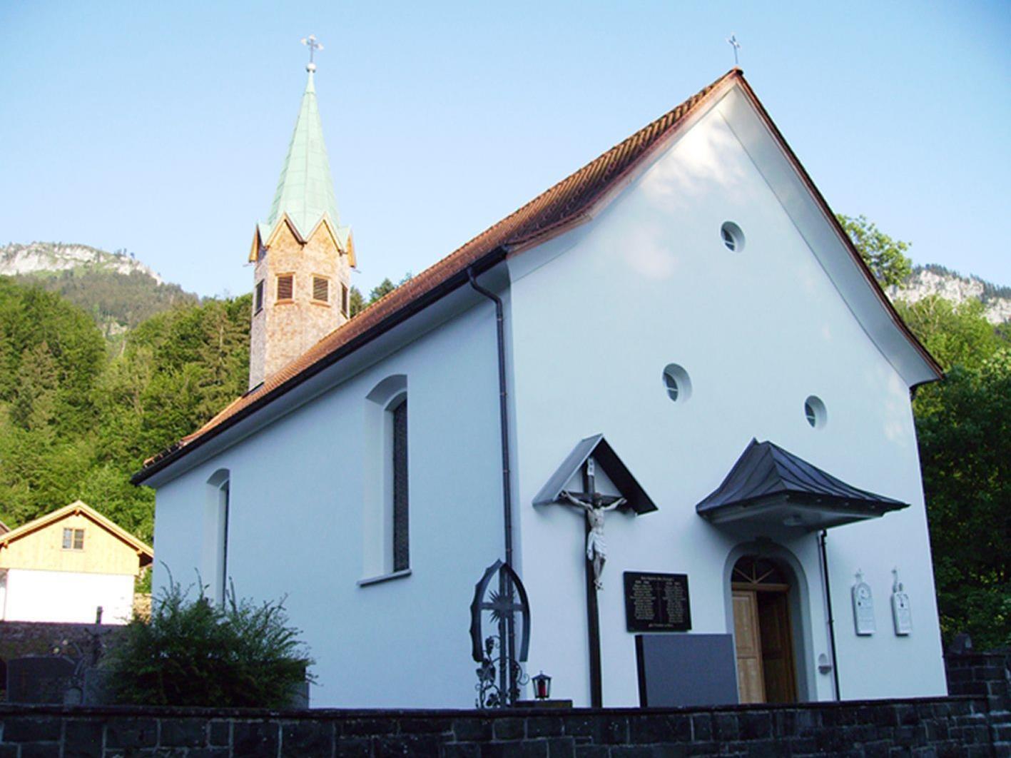 """Die Rütner Chorgemeinschaft lädt zum """"Rütner Advent"""" in die Kapelle St. Rochus."""