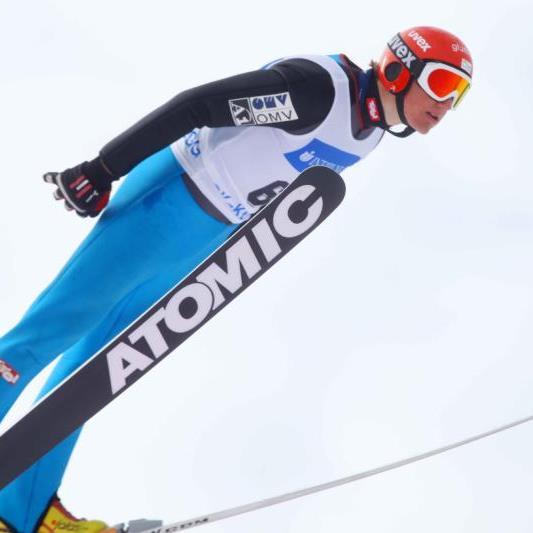 Sepp Schneider war erneut der beste Österreicher