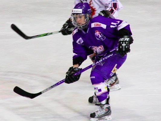 Eva Schwärzler erzielte den zweiten Treffer für die ZSC Lions