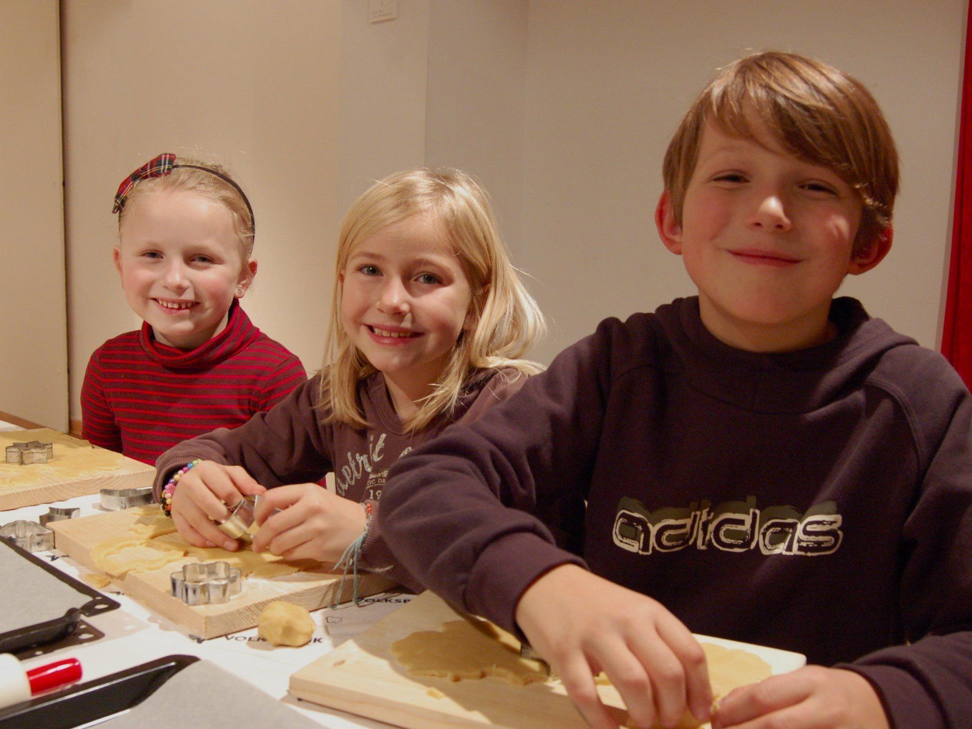 Der Dornbirner Christkindlemarkt gestaltet sich familienfreundlich.