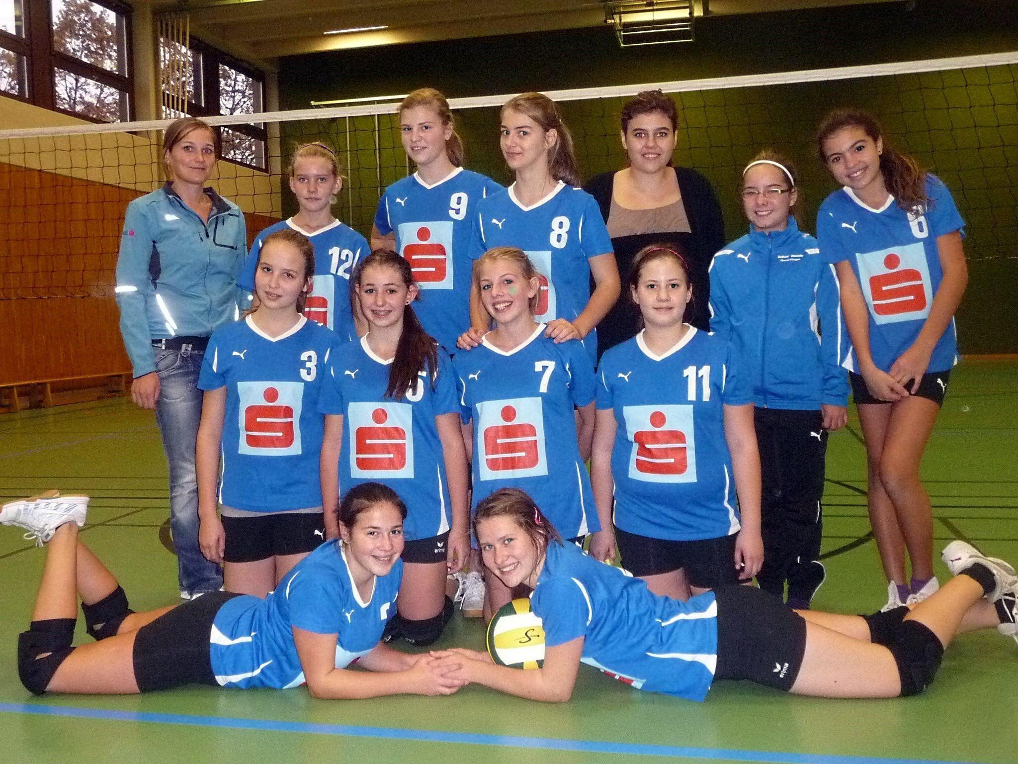 Das stolze Team der VMS Sulz