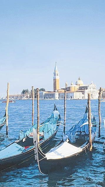 Die Lagunenstadt Venedig