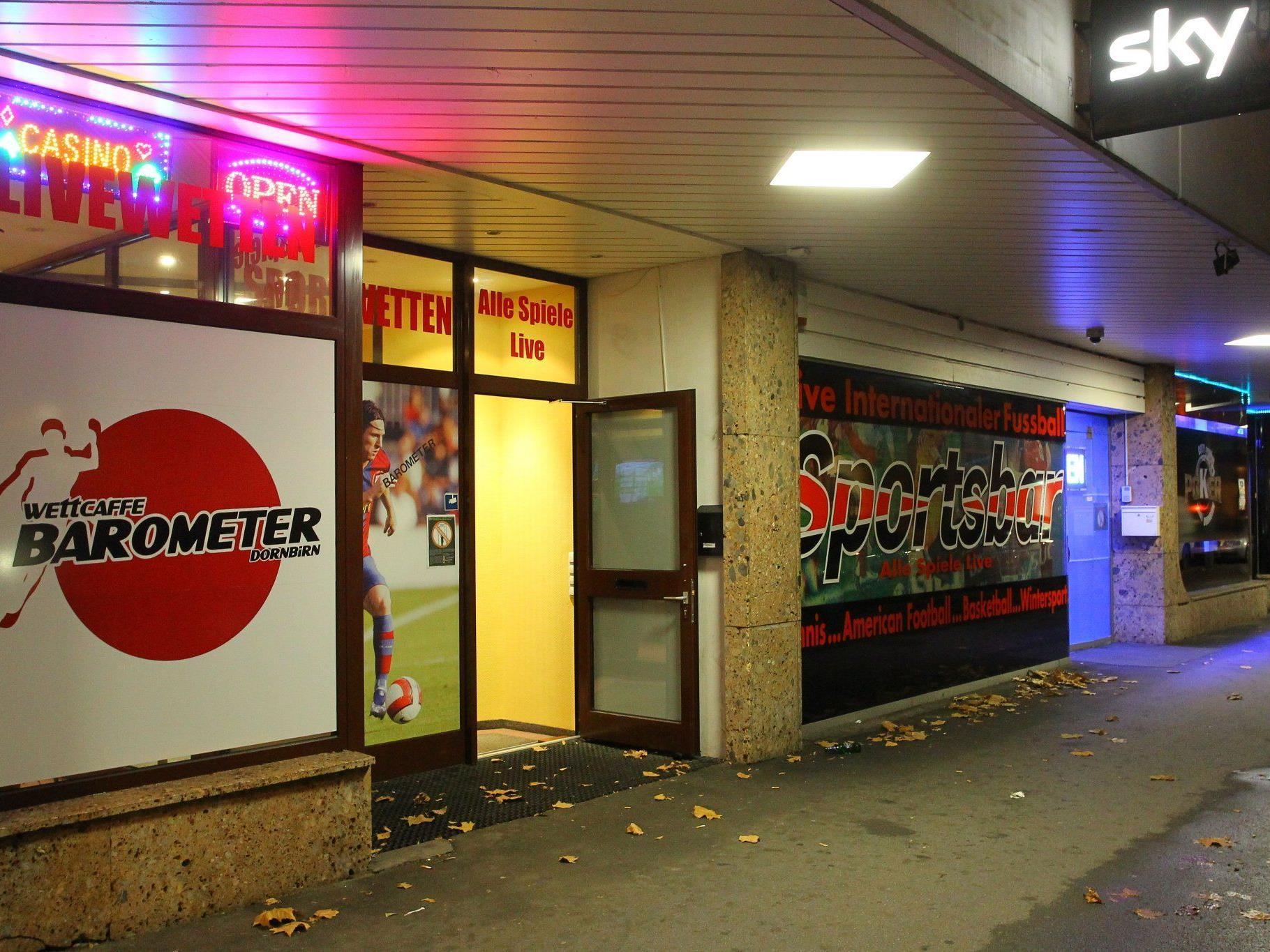 Derzeit sind 116 Wettbüros in Vorarlberg registriert. Das sind 47 Wettbüros weniger als noch ein Jahr zuvor.