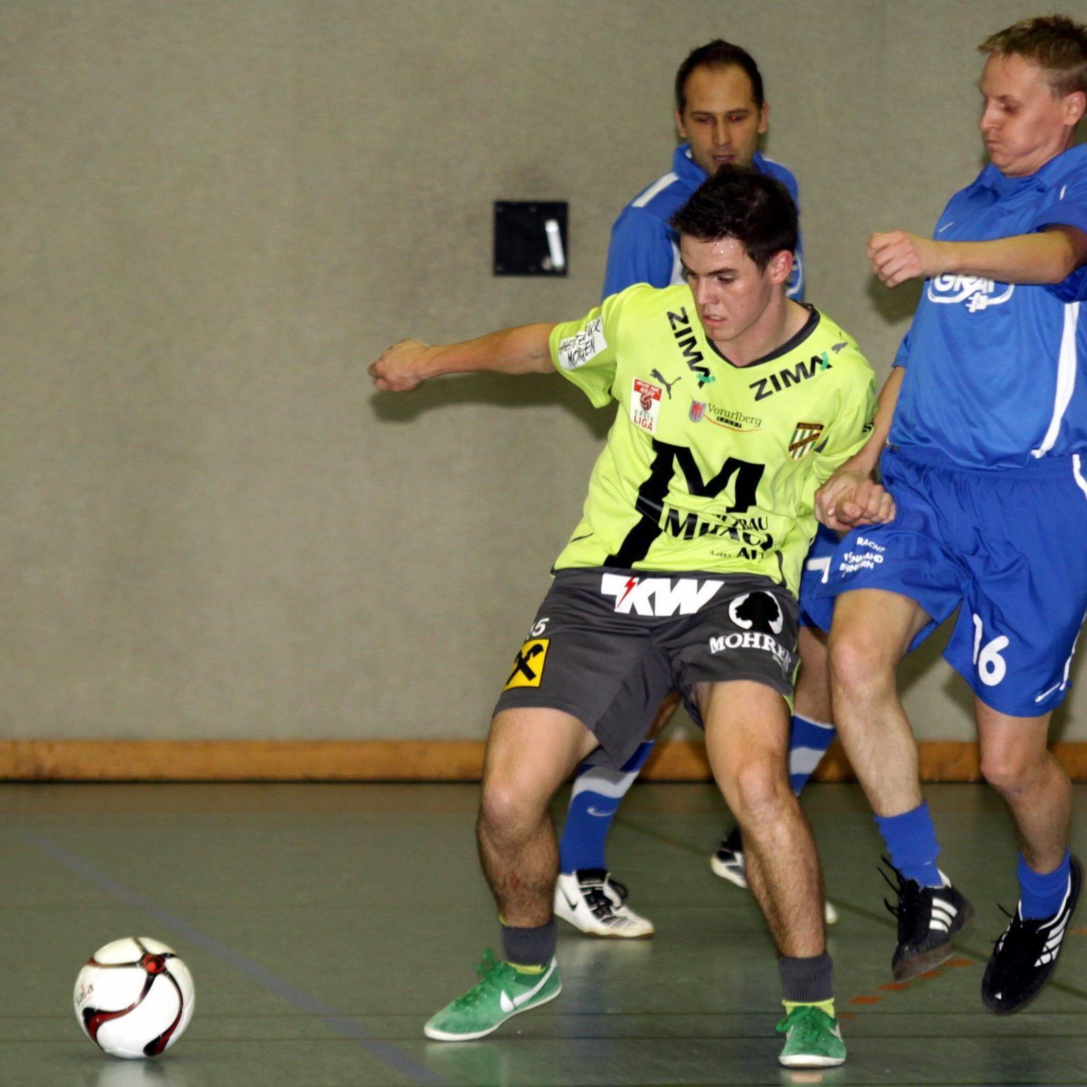 Austria Lustenau 1b spielt in der Finalgruppe 2.