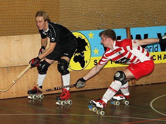 RHC Wolfurt im EC-Cup ausgeschieden.