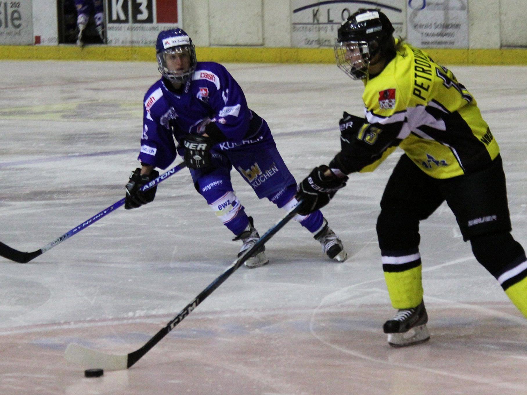 Die Russinen behielten gegen die Damen der ZSC Lions die Oberhand