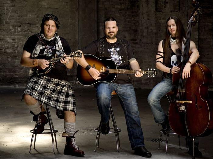 Acoustic Revolution spielen in der Kammgarn aif.