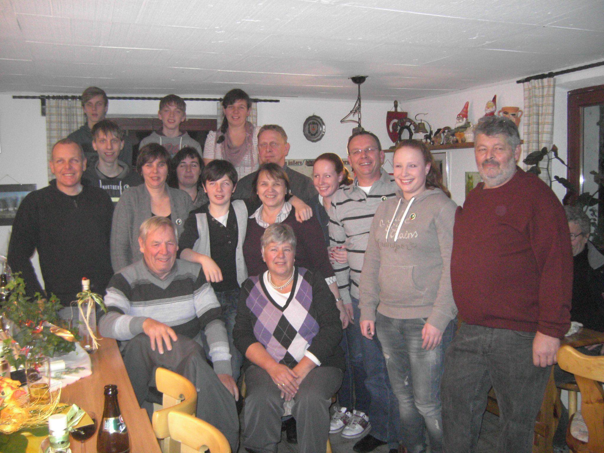 Langjährige Gäste im Auhof Camping in Bürs