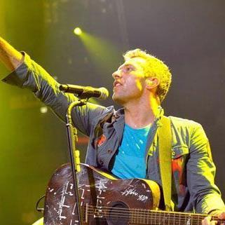 Coldplay wollen nicht nur für die Ohren, sondern auch für's Auge was hergeben.