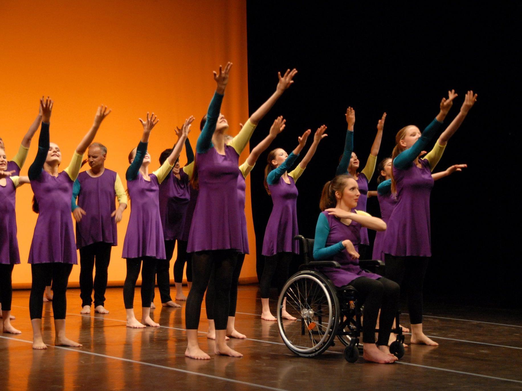 Daniela Schwald, Tanzperofrmance Power of Dance 2011