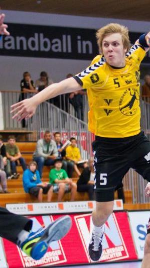 Bregenz-Flügelflitzer Marin Klopcic (r.) ist einer der fünf Ländle-Akteure, die für die beiden Länderspiele nächste Woche gegen Algerien nominiert wurden.