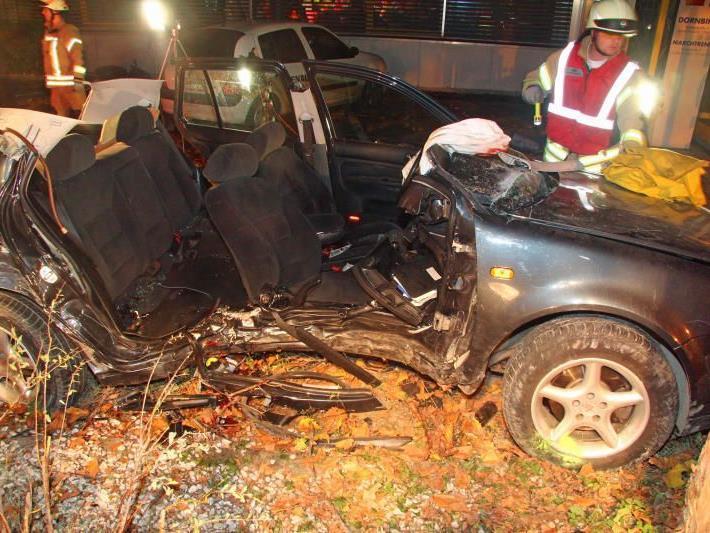 Ein 29-Jähriger verstarb am 8. Oktober bei einem Unfall in Dornbirn. Insgesamt kamen 25 Personen auf Vorarlbergs Straßen ums Leben.