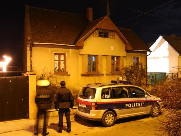 Der Tatort in Niederösterreich