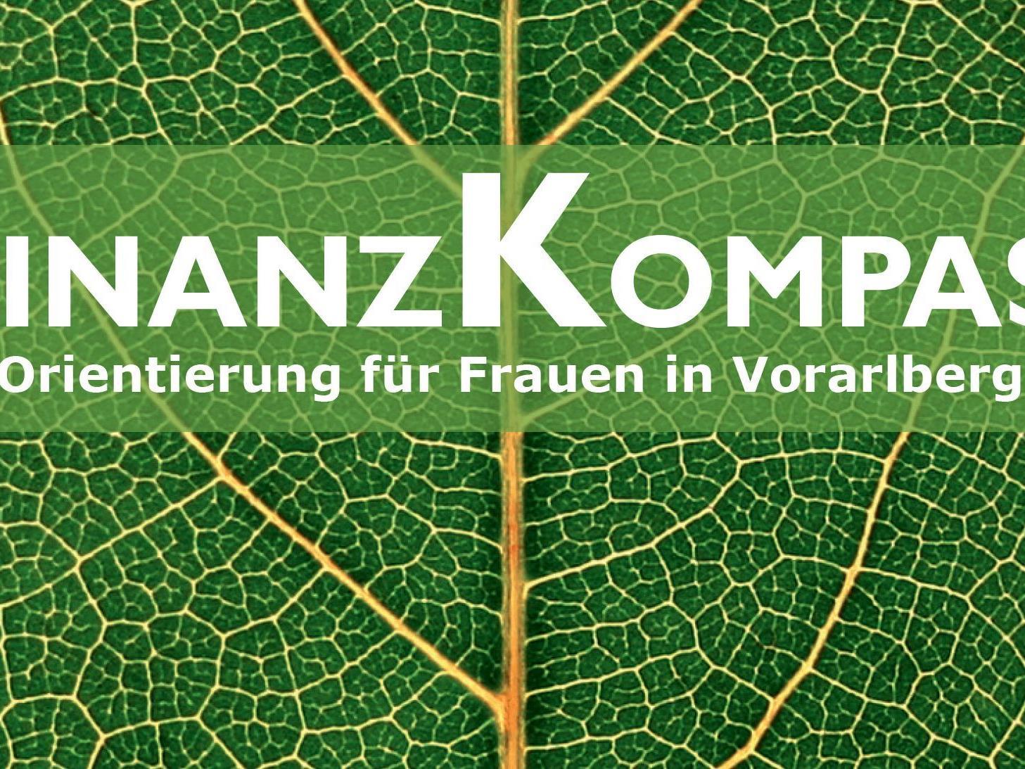"""""""Finanzkompass"""" im Frauenreferat des Landes Vorarlberg kostenlos zu bestellen"""